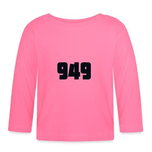 949black - Baby Langarmshirt