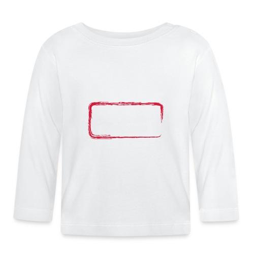 Rahmen_01 - Baby Langarmshirt