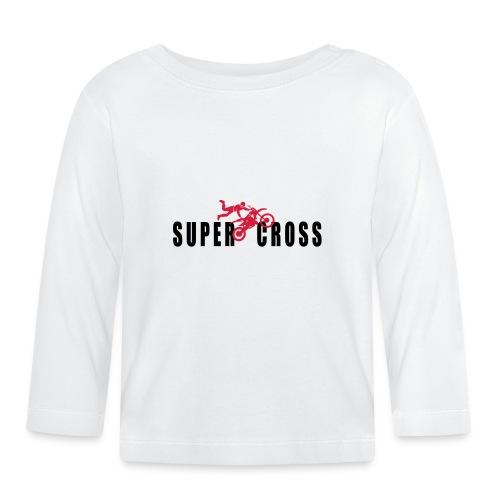 air Supercross - T-shirt manches longues Bébé