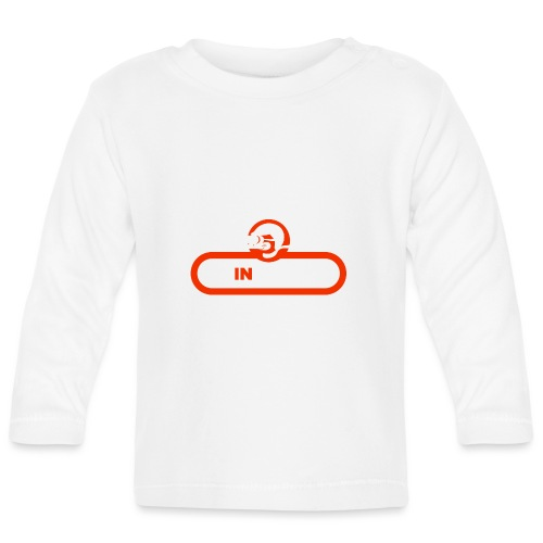 I'm in the car - Baby Long Sleeve T-Shirt