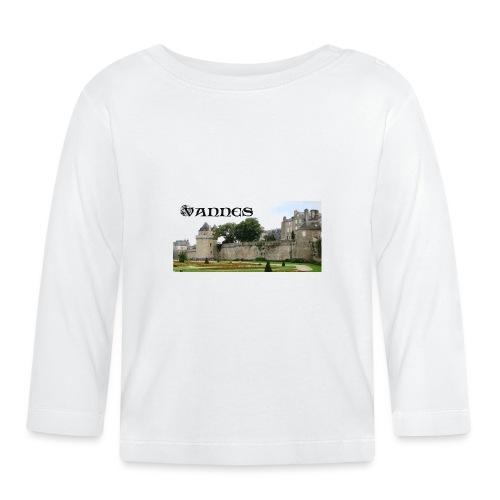 Vannes - T-shirt manches longues Bébé