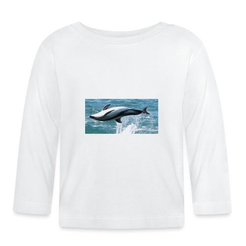 Dolphin - T-shirt manches longues Bébé