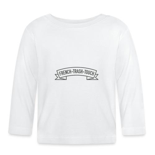FRENCH TRASH TOUCH - T-shirt manches longues Bébé