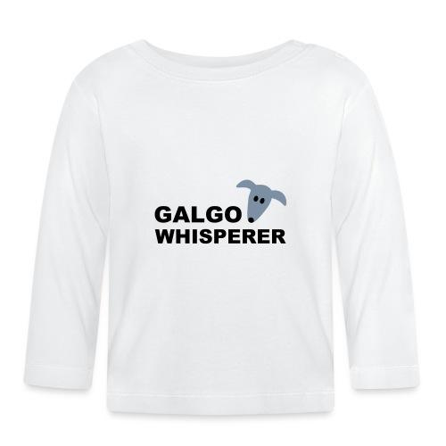 Galgowhisperer - Baby Langarmshirt