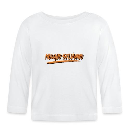 Mucchio Selvaggio 2016 Dirty Orange - Maglietta a manica lunga per bambini