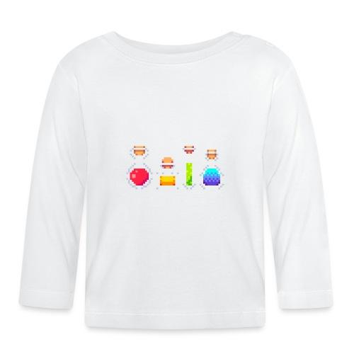 RPG Potions - Langærmet babyshirt