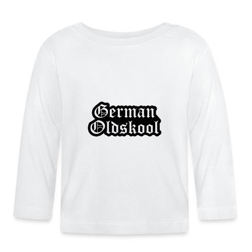 Grand Logo German Oldskool Official - T-shirt manches longues Bébé