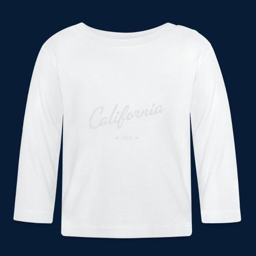 California - Baby Langarmshirt