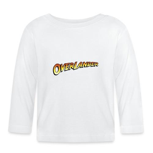 overlander0 - Langarmet baby-T-skjorte
