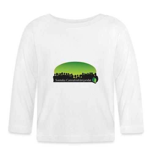 Svenska Cannabisfrämjandet - Långärmad T-shirt baby