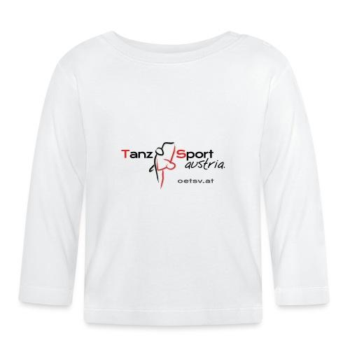 Logo OTSV V1 Internet gif - Baby Langarmshirt