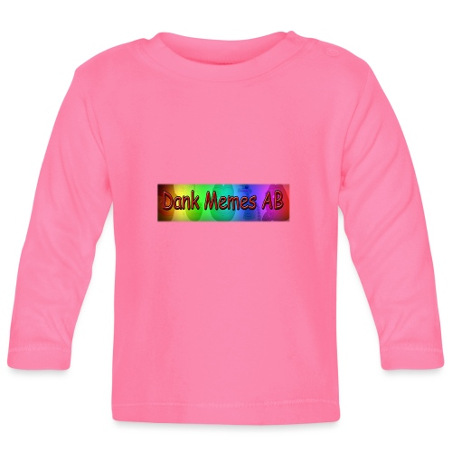 Dank Memes AB Hoodie - Långärmad T-shirt baby