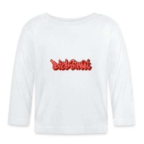BlobStreet Name - T-shirt manches longues Bébé