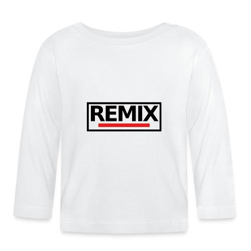 REMIX - T-shirt manches longues Bébé