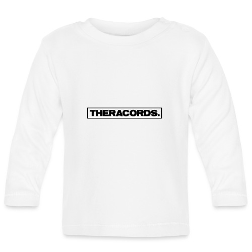 Theracords_logo_black_TP - T-shirt
