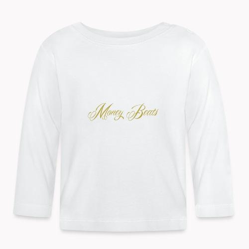 Money Beats T-Shirt - Maglietta a manica lunga per bambini