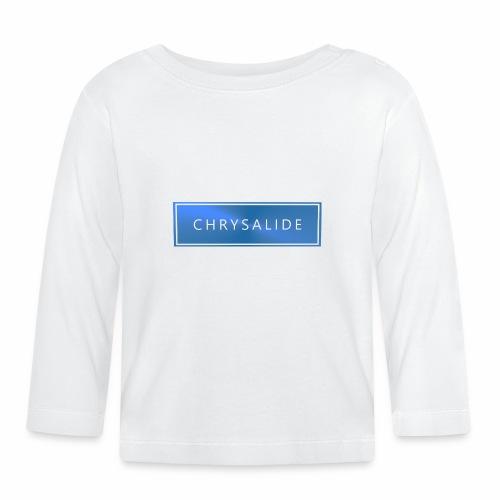Chrysalide t shirt 014 petit format - T-shirt manches longues Bébé