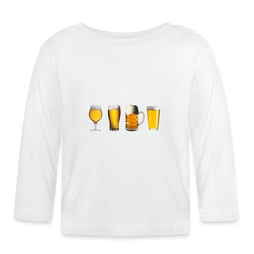Belgian_Doping - T-shirt manches longues Bébé