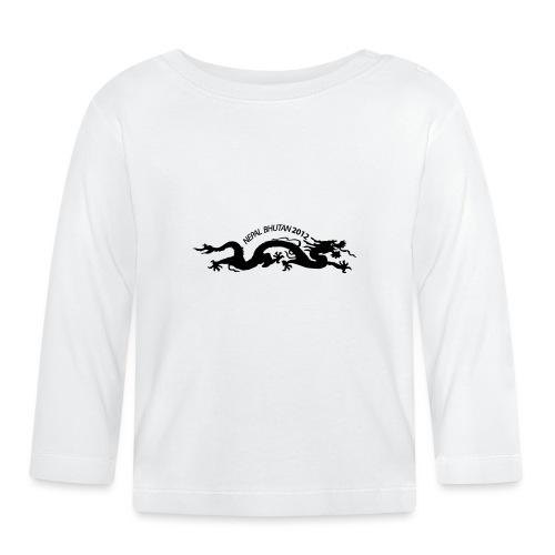 dragon - Baby Long Sleeve T-Shirt