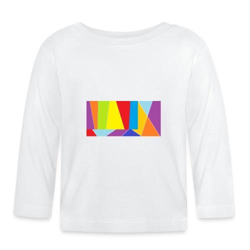 coler full emblem with black bakround - Långärmad T-shirt baby