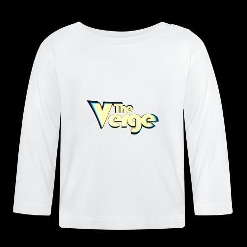 The Verge Vin - T-shirt manches longues Bébé