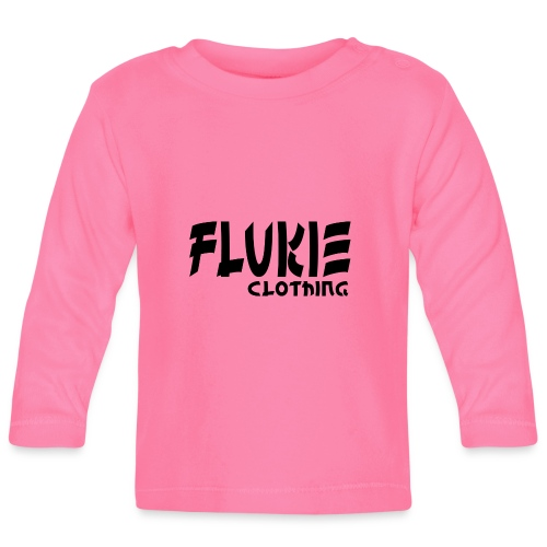 Flukie Clothing Japan Sharp Style - Baby Long Sleeve T-Shirt
