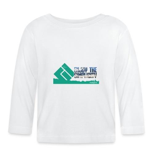 Manjaro CLT19 - Baby Long Sleeve T-Shirt