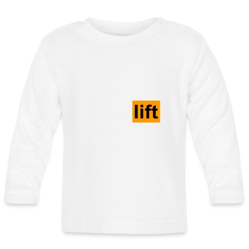 DeadLift X - T-shirt manches longues Bébé
