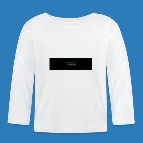 tetete-png - Langærmet babyshirt