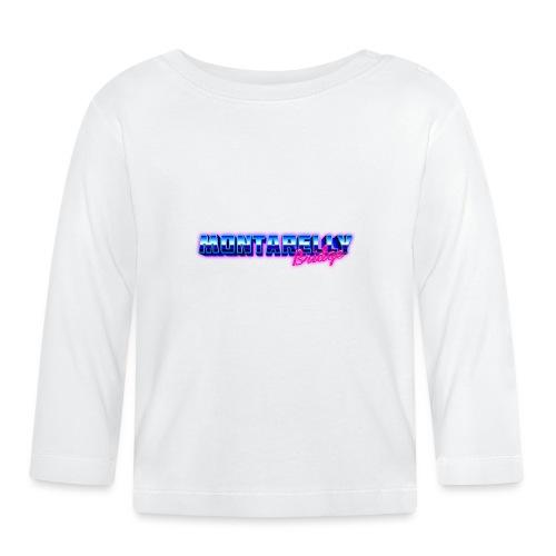 Montarelly - Maglietta a manica lunga per bambini