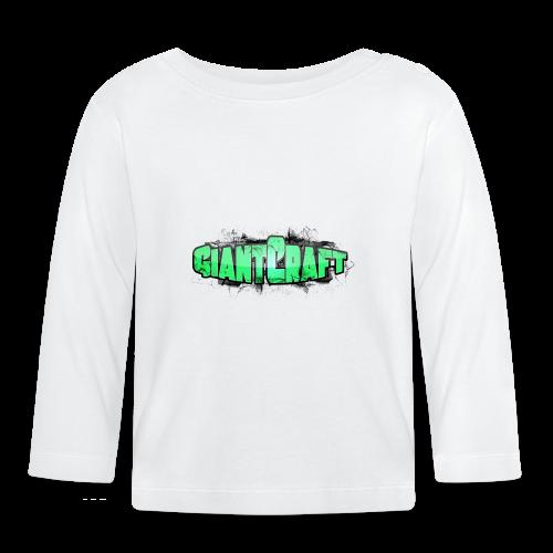 Herre T-shirt - GiantCraft - Langærmet babyshirt
