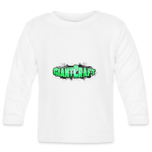 Badge - GiantCraft - Langærmet babyshirt