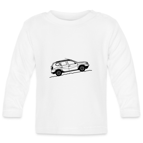 ddelogo png - Baby Long Sleeve T-Shirt