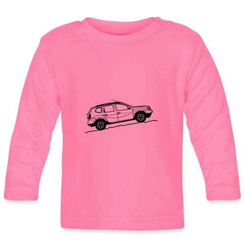 ddelogo png - Baby Long Sleeve T-Shirt