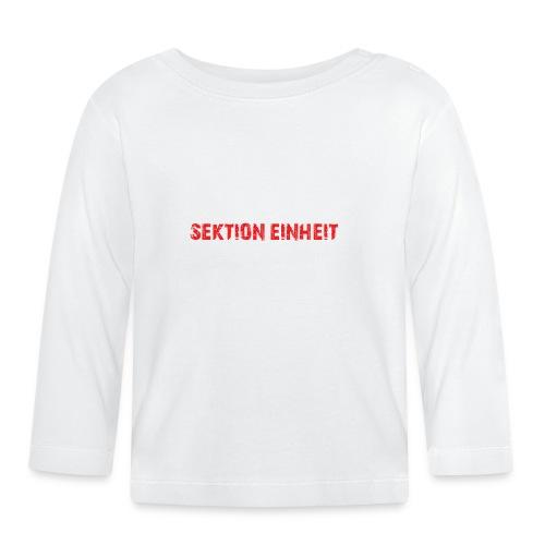 SE1 - Baby Langarmshirt