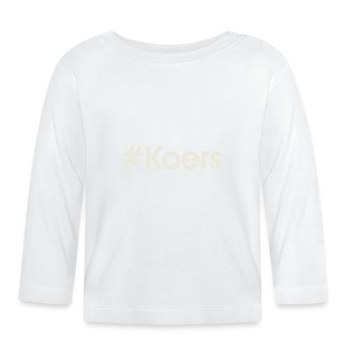 hashtag koers, #koers - T-shirt