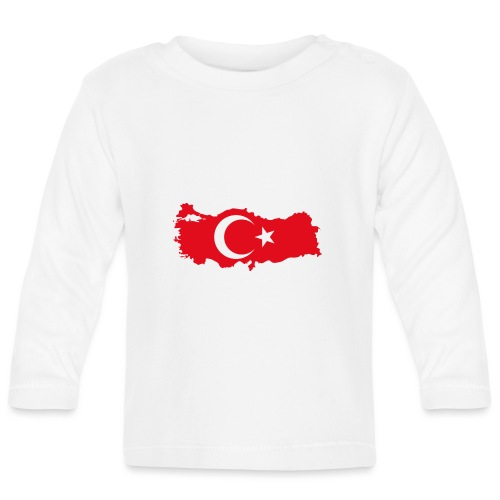 Tyrkern - Langærmet babyshirt