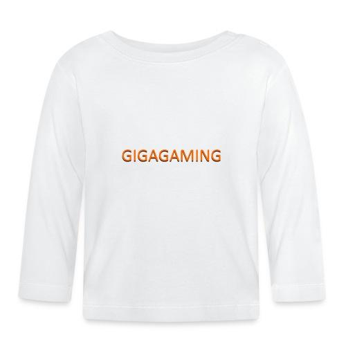 GIGAGAMING - Langærmet babyshirt