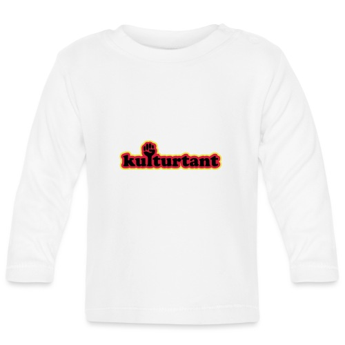 KULTURTANT - Långärmad T-shirt baby