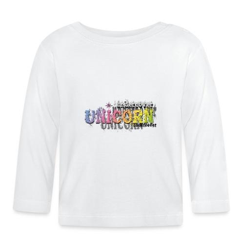 Undercover Unicorn - T-shirt manches longues Bébé