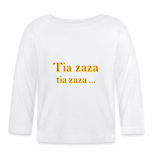 Tia zaza - T-shirt manches longues Bébé