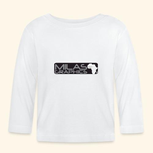 Milas Graphics Africa - T-shirt manches longues Bébé