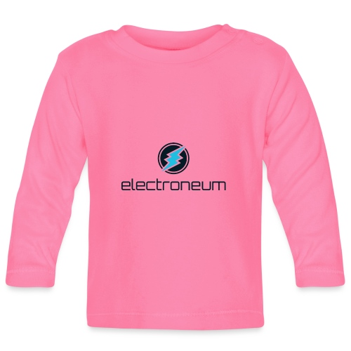 Electroneum - Baby Long Sleeve T-Shirt