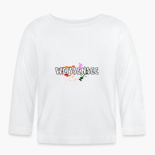 Weissensee - Baby Langarmshirt