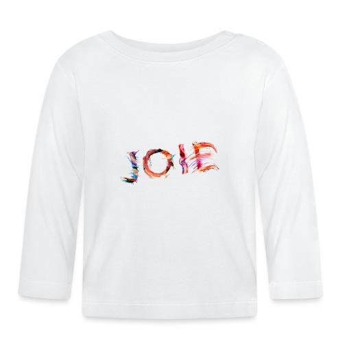Joie 2 - T-shirt manches longues Bébé