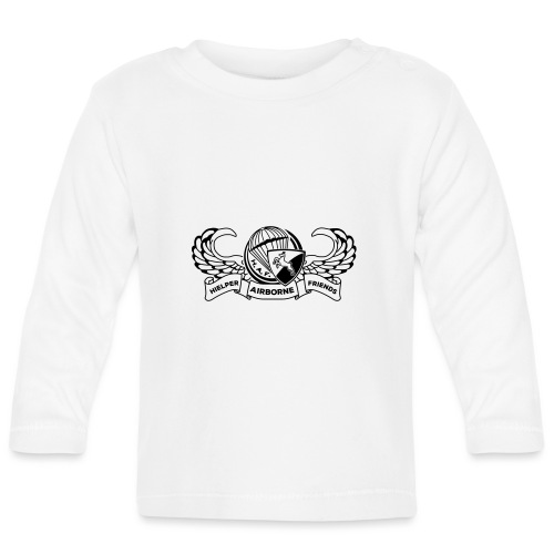 HAF tshirt back2015 2 - Baby Long Sleeve T-Shirt