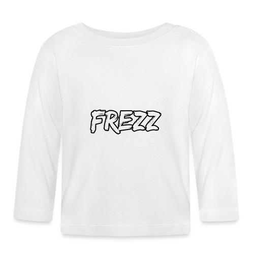T Shirt FREZZ Noir&Blanc Classique (NOIR) - T-shirt manches longues Bébé