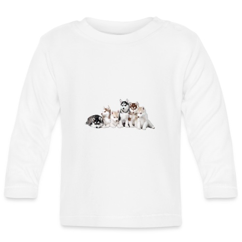 Dogs - Maglietta a manica lunga per bambini