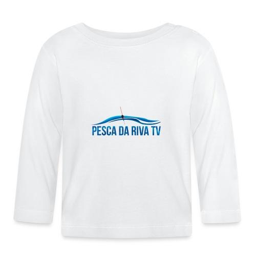 Pesca da riva TV - Maglietta a manica lunga per bambini