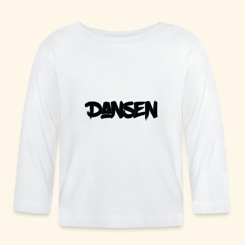 DansenLogo - Långärmad T-shirt baby